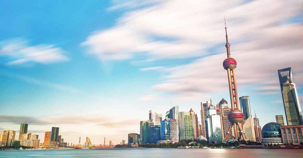 中國 上海